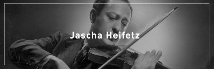 Jascha-Heifetz